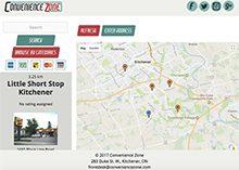 Convenience Zone Website