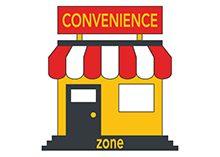 Convenience Zone Logo