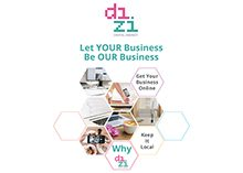 D1Zi Banner for Expo Business