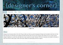 Designer's Corner Website