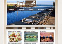 Harrison Hot Springs Website