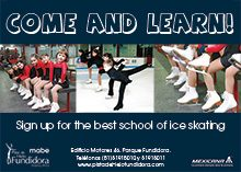 Fundidora Figure Skating School Flyer