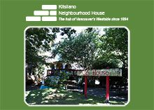 Kitsilano Neighbourhood House Brochure