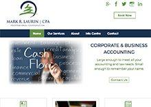 Mark R. Laurin CPA | Website