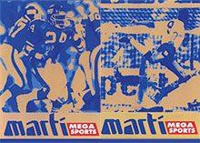 Martí Mega Sports Bag