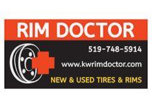 Rim Doctor Frontage Sign