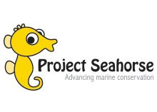 Project Seahorse Advancing Marine Conservation Logo