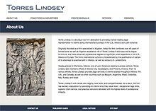 Torres Lindsey Website