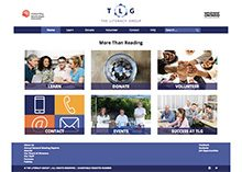The Literacy Group Website