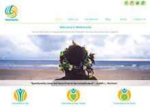 WellnessVie Website